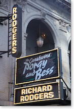Porgy and Bess, New York